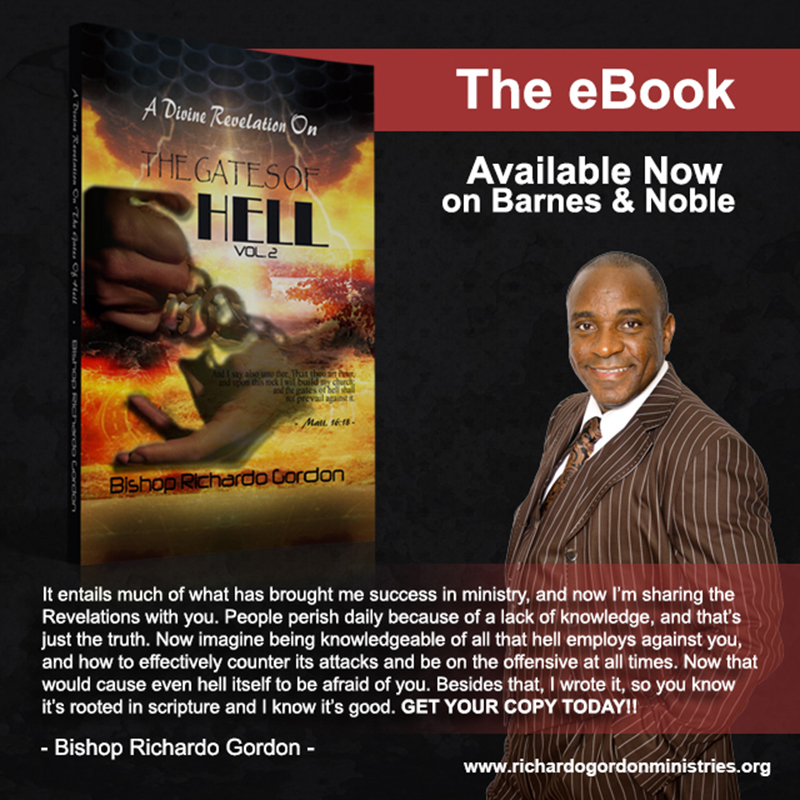 RGM Gates of Hell Book