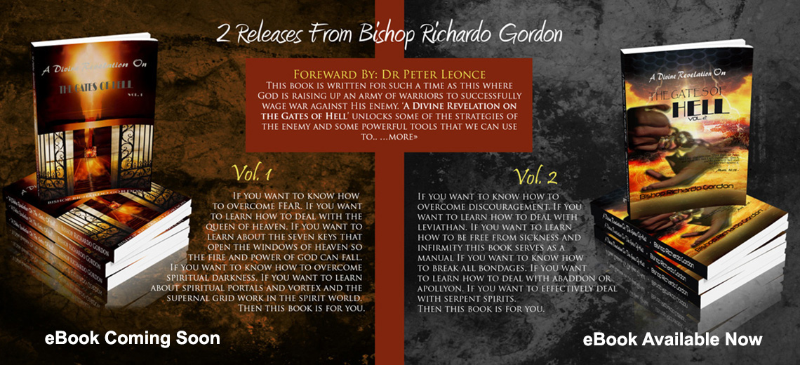 Must Have Releases from Bishop Richardo Gordon